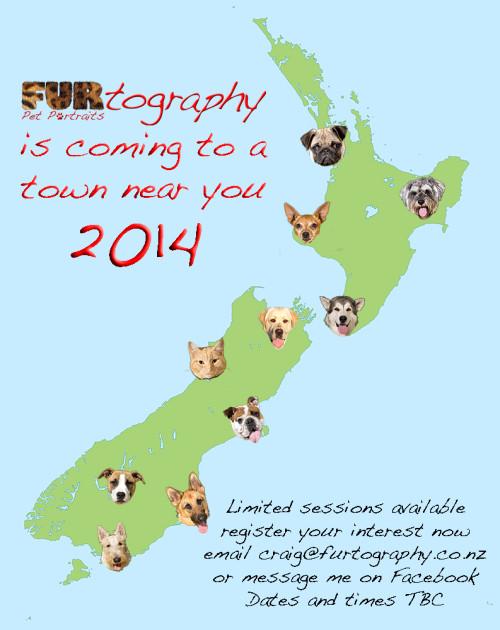 FURtography NZ Map WEB