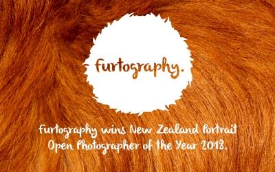 Furtography is the NZIPP/Nikon Iris Awards New Zealand Portrait Open Photographer of the Year!