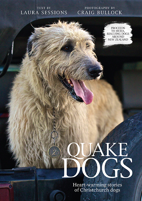 Quake Dogs Cover WEB